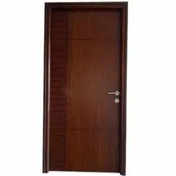 Brown Hard Wood Flush Door