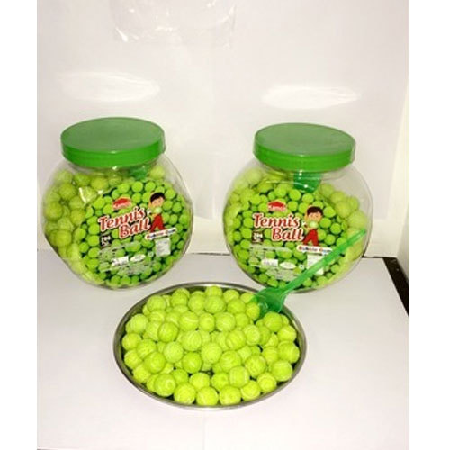 Tennis Ball Chewing Gum