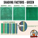 PE Scaffolding Agro Shade Net