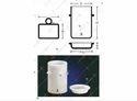 Volatile Matter Determination Coking Crucible & Lid B.S. 101