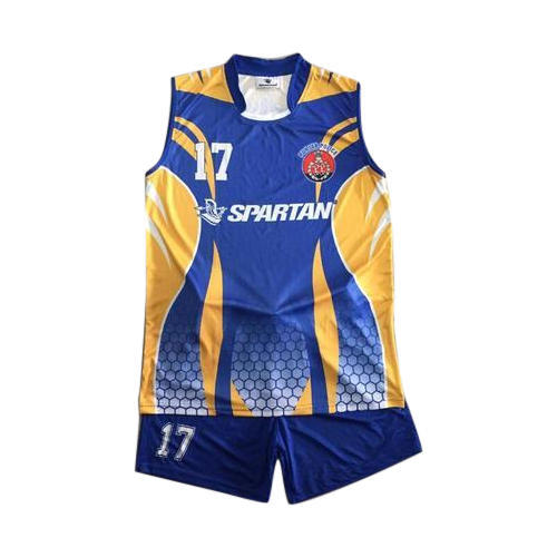 157e335310b Blue And Yellow Basketball Uniform, Rs 250 /set, N. N. C. Sports ...