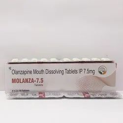 Olanzapine Mouth Dissolving Tablets 7.5mg
