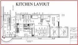 Hotel Kitchen Design And Planing in Sakinaka, Mumbai, Sky Tech ...