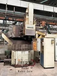 TOS SKQ8 CNC Vertical Turning Lathe