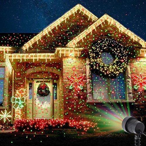 Auslese Star Shower Decorative Light/ Projector Laser Lights at Rs  450/piece | Tihar Village | Delhi| ID: 19853459462
