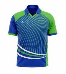 Printed Cricket T Shirt, Packaging Type: Box
