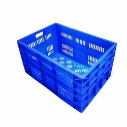 33 L Blue Dairy Crates