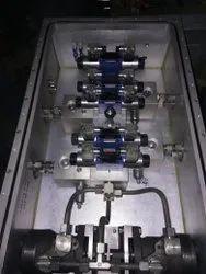 DMT Custom Hydraulic Manifold Block