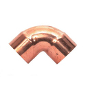 Copper Short Radius Elbows