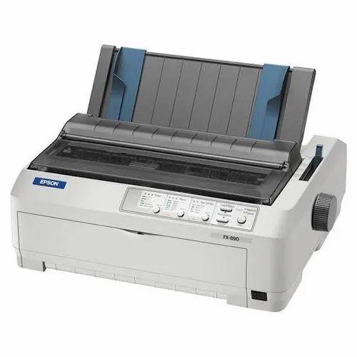 Epson Dot Matrix Printer, Model: FX 890