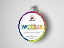 Promotional Wobbler