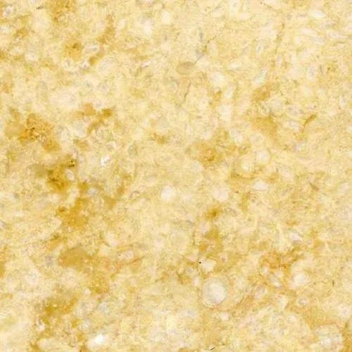 Polished Finish Jaisalmer Yellow Marble Stones, Countertops, Thickness: 18 mm