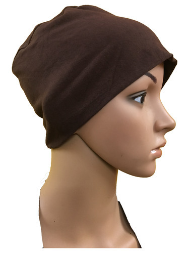 Brown Chemo Beanies Cancer Caps Women Summer Chemo Caps Sleep Turban For Women  Caps 8d912508cb