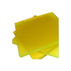 Yellow Polyurethane Sheets, Thickness: 4mm