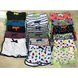 Kids Hoisery Shorts