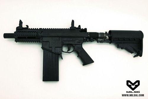 Milsig M17 A2 Tactical Paintball Training Gun