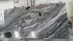 Brown Big Slab Twisted Grey for Flooring, Thickness: 20-25 mm