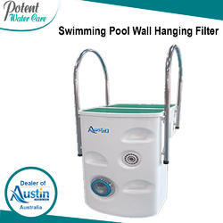 Swimming Pool Wall Hanging Filter