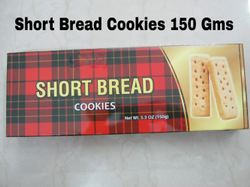 Short Bread Cookies - 150 Gram