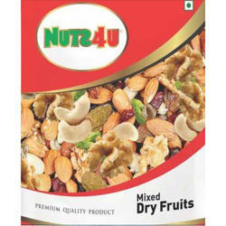500 gm Mixed Dry Fruits, Packaging: Packet