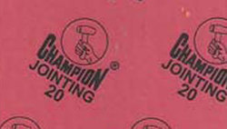 Champion CAF Jointing Sheets