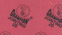 Champion Style 20 Gasket Sheet