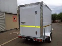 Mobile Chillers Van