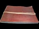 Camel Embossed Handmade Leather Diary