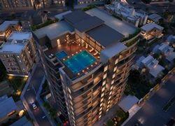 Aerial View  3D Rendering