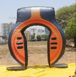 Inflatable Gate Arch