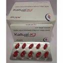 Calcitriol, Calcium Citrate Maleate, Vitamin K2-7 Softgel Capsules