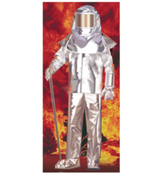 Aluminized Fire Suits