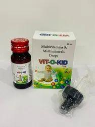 Multivitamins & Multiminerals Drops