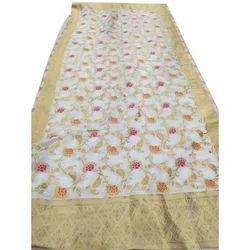 100% Silk Weaving Fabric, Use: Garments