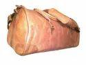 Over Lander Leather Duffel Travel Bag