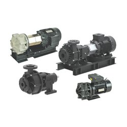 Corrosion Resistant Thermoplastic Pumps