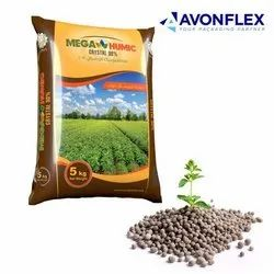 Plastic Laminated Fertilizer Packaging Bags