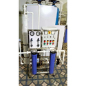 Pure Automatic 250 LPH RO Water Plant