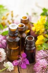 Pure Essential Oils for Cosmetics