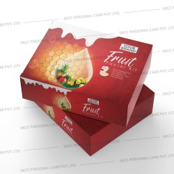 Cream Fruit Facial Kit, Packaging Size: 500g