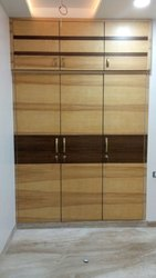 Plywood Wooden Wardrobes