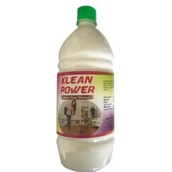 Kleanpower White Floor Cleaner, Packaging Type: Bottle