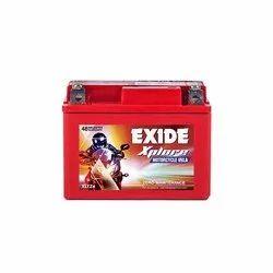 Exide Xplore XLTZ4 Motorcycle Battery