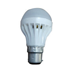 Ceramic Round 3W LED Bulb, Base Type: B15