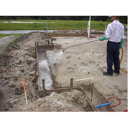 One Time Pre Construction Anti Termite Treatment