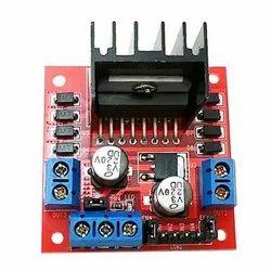 L298N Dual Motor Driver Module