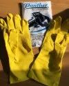 Rubber House Hold Hand Gloves