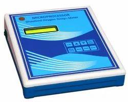 Microprocessor Dissolved Oxygen-Temp Meter