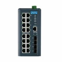 EKI-7720E-4F Managed Ethernet Switches