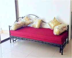 Scroll Sofa Bed